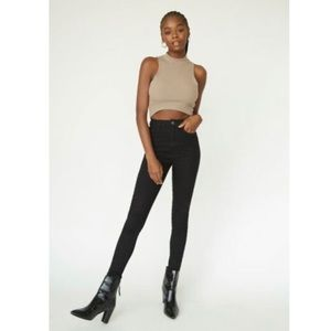 High Rise Jeans   Forever 21